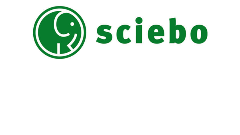 Logo of the cloud service sciebo